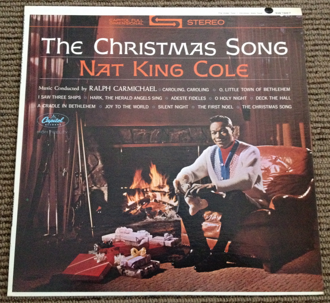 Nat King Cole – The Christmas Song | Analogue Adventures
